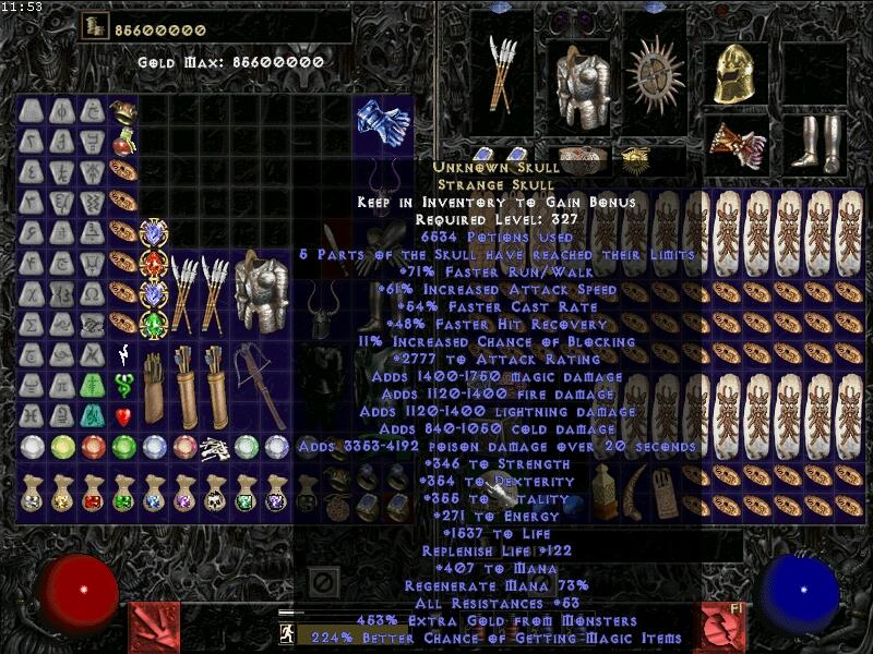 Top 12 Diablo 2 1 14 Stash Mod - Gorgeous Tiny
